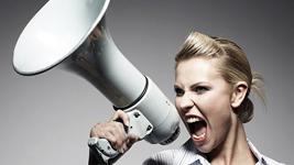 La voce tradisce la personalità