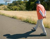 Camminare é un toccasana