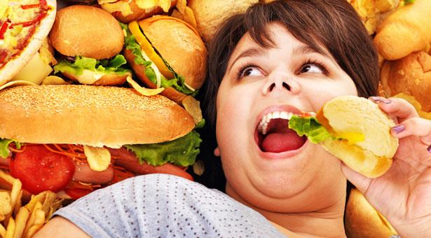 Mangiare snack toglie energia
