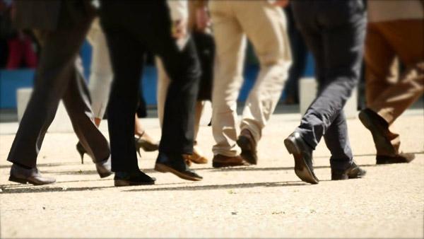 Il modo di camminare e la personalità
