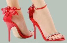 Le scarpe sono un'ossessione per le donne