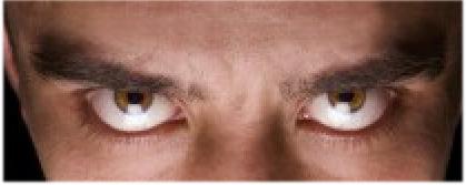 Occhi che ipnotizzano