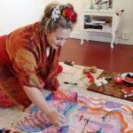 Fare dell'arte allevia lo stress e migliora l'umore