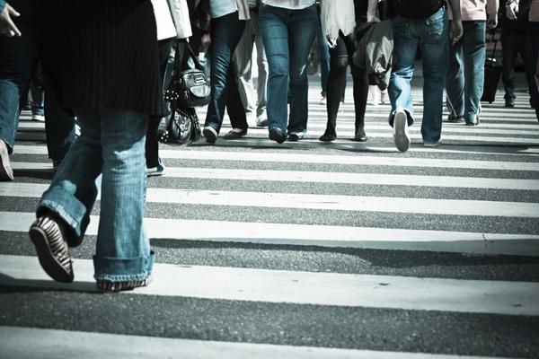 La camminata parla di noi