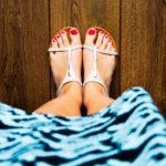 I piedi parlano  … e non mentono