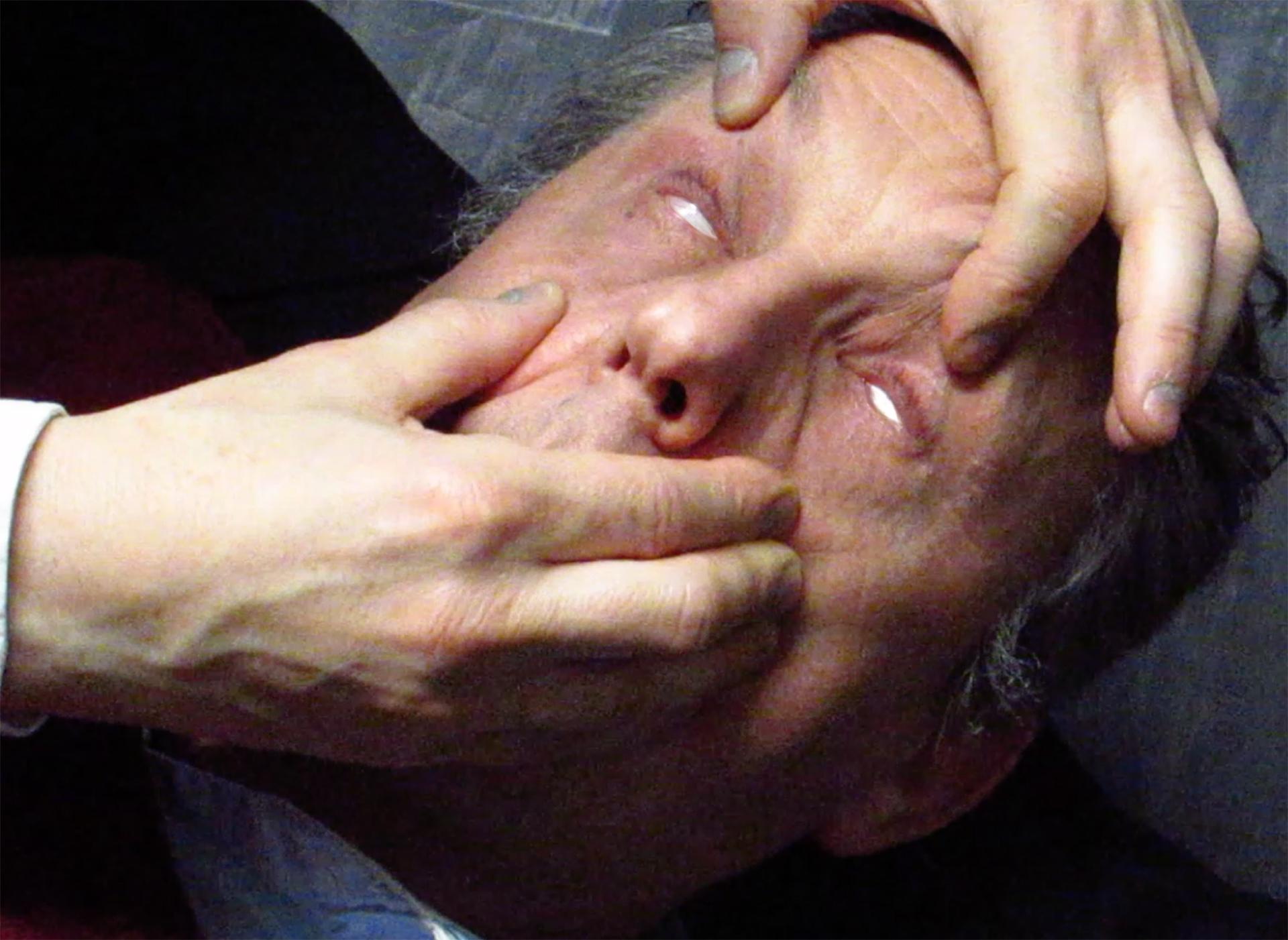 rotazione dei bulbi oculari in stato ipnosi